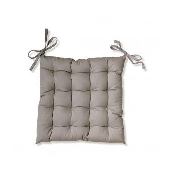 Textilien 2057 Sitzkissen Wallnut