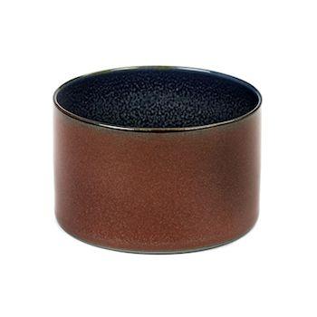 Anita Le Grelle Terres De Rêves B5116103 Niederig Becher Zylinder Rust/Dark Blue