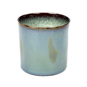 Anita Le Grelle Terres De Rêves B5116107 Hoch Becher Zylinder Smokey Blue