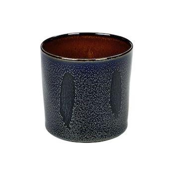 Anita Le Grelle Terres De Rêves B5116108 Hoch Becher Zylinder Dark Blue/Rust