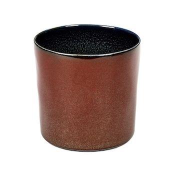 Anita Le Grelle Terres De Rêves B5116109 Hoch Becher Zylinder Rust/Dark Blue