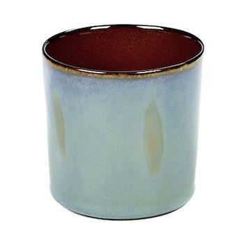 Anita Le Grelle Terres De Rêves B5116112 Hoch Becher Zylinder Smokey Blue/Rust