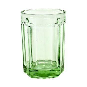Paola Navone Trinkglas Large 40CL B0816769 Fish&Fish Transparent Grun