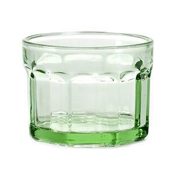 Paola Navone Trinkglas Small 16CL B0816770 Fish&Fish Transparent Grun