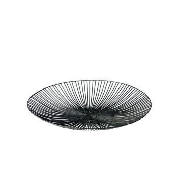 Antonino Sciortino Serax Flat Bowl EDO DIA50 Black B7211272Z