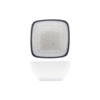 Andromeda square bowl 8x8cm