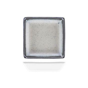 Andromeda square dish 8x8cm