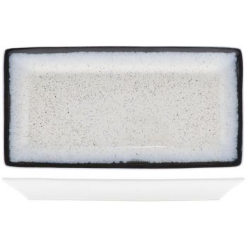Andromeda rectangular dish 19x9.5cm