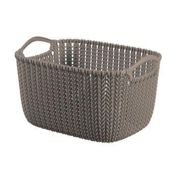 Curver Knit Korb Harvest Brown 8L