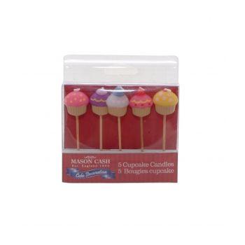 Mason Cash 770 - Kerzen (Cupcakes)