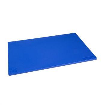 Hygiplas LDPE snijplank blauw 450x300x12mm