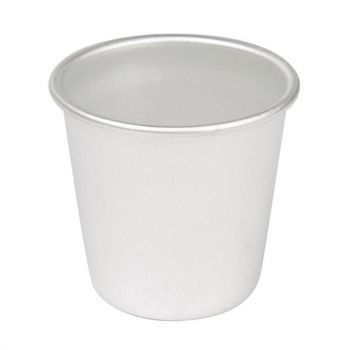 Vogue aluminium puddingvorm 6x6.5cm