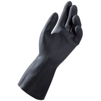 Mapa Handschoenen Zwart Rubber Alto Plus 260 Nr 11   Op = Op