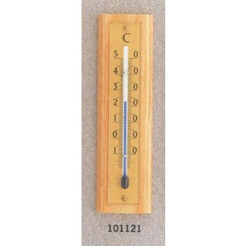 Thermometer Hout 13cm Moller 101121