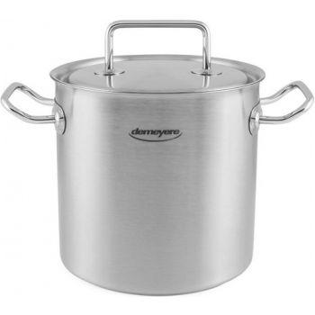 Commercial Soeppot Hoog 20 Cm-6 L Met Deksel By Demeyere 90920