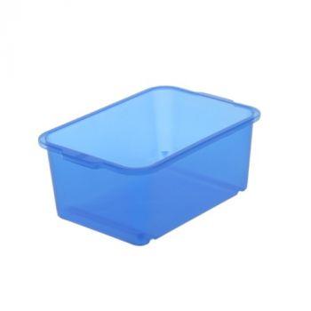 Mand Gesloten 25x17x10 - 2,8 L Transparant Ok Keeeper 10130