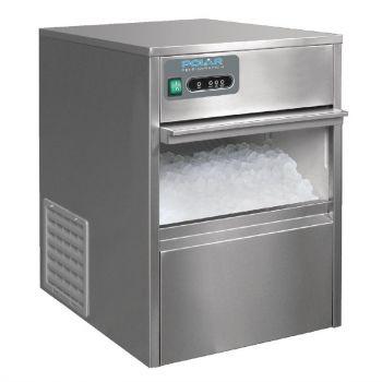 Polar G-serie ijsblokjesmachine 20kg output