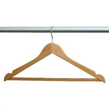 Bolero houten garderobehanger