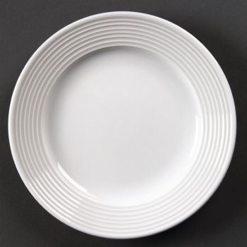 Olympia Linear borden met brede rand 15cm