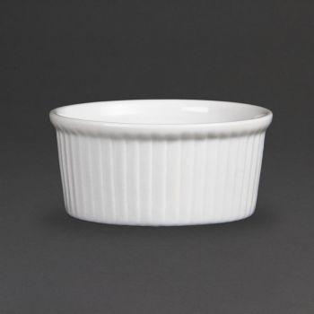 Olympia Whiteware ramekins 8.5cm